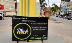 Black Friday movimenta a semana em Espera Feliz