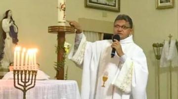 Trágico acidente com os familiares do Padre Francisco João Da Silva