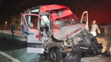 Acidente na serra de Alegre deixa sete pessoas feridas
