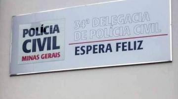 Acusado de homicídio é preso em Espera Feliz