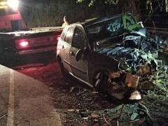 Grave acidente deixa vítima fatal na serra entre Espera Feliz x Carangola.
