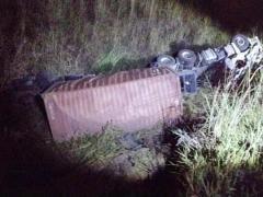 Saindo de Espera Feliz, carreteiro de Muriaé sofre acidente e morre na estrada