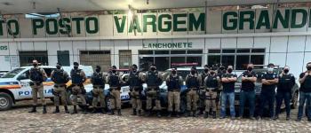 POLÍCIA CIVIL REALIZA OPERAÇÃO ROUND VI EM DIVINO E REGIÃO