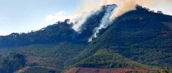 PM prende acusados de provocar incêndio em Alto Jequitibá