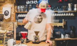 PRODUÇÃO DE CAFÉS ESPECIAIS NO SÍTIO SANTA RITA, NA SERRA DO CAPARAÓ.