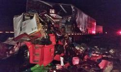 Acidente com Ônibus de Leopoldina no Sul de Minas
