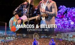 Show de Marcos e Belutti lota parque de exposições em Espera Feliz