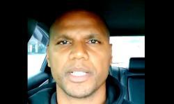 Ex goleiro Jefferson agradece a torcida do Botafogo pelo evento em Espera Feliz