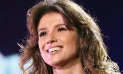 Cantora Paula Fernandes visita feira da agricultura em Espera Feliz