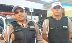 Procurado pela justiça, indivíduo de alta periculosidade é preso pela PM de Espera Feliz