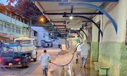 Vigilância Ambiental realiza desinfecção em Espera Feliz