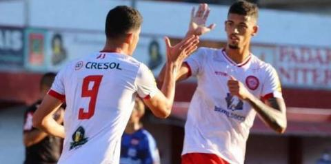 Tombense deixa vitória escapar no final e fica no empate contra o São José-RS