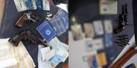 PM prende ciganos em Guaçuí por suspeita de fraudes em cartões do INSS