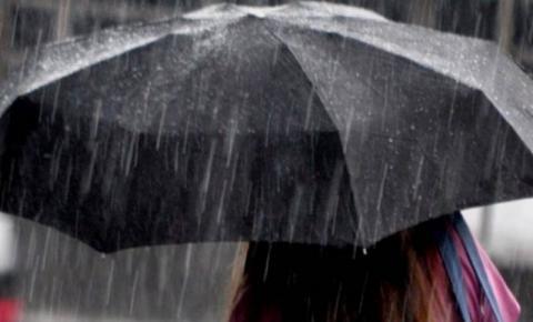 Institutos emitem alertas para temporais na região do Caparaó