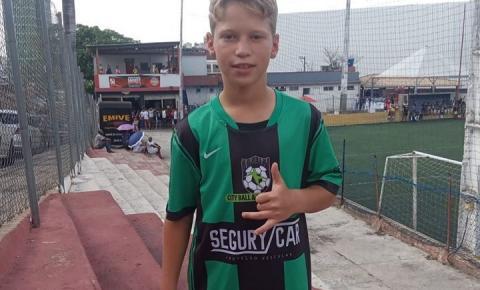 Jovem de Alto Caparaó vai para o Clube Atlético Mineiro