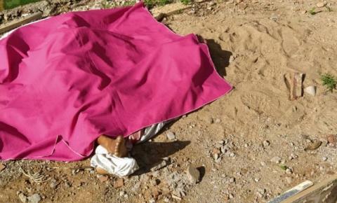 Homem é encontrado morto em zona rural de Pedra Menina