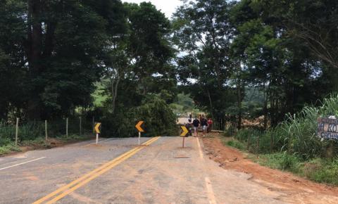 Rodovia de Reduto a Manhumirim será interditada até o dia 22