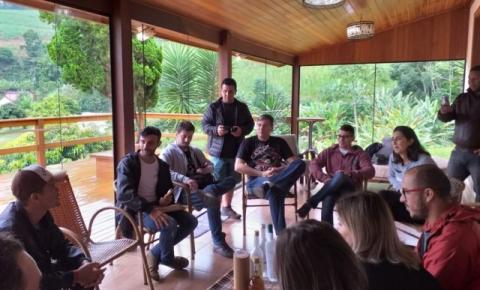 Encontro de Blogueiros de Turismo e Gastronomia em Dores do Rio Preto