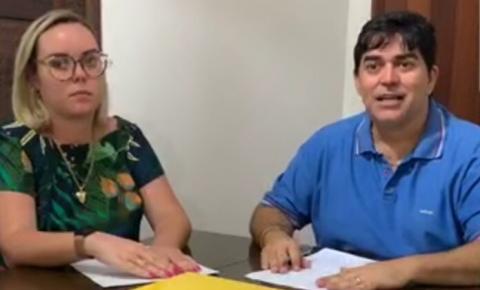 Prefeito de Itaperuna confirma 2 casos de COVID-19 no município