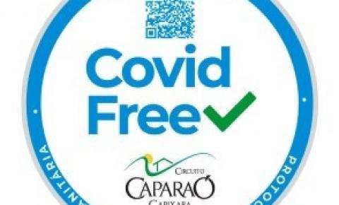Selo Covid Free é criado por associação de empresários no Caparaó Capixaba