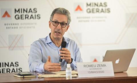 Zema diz que escolas em MG podem reabrir só em 2021
