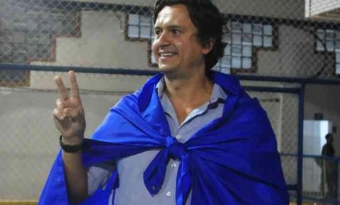 Carangolense é eleito novo presidente do Cruzeiro