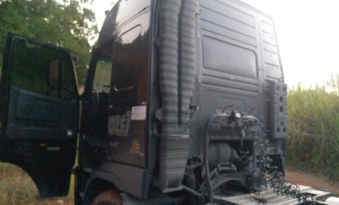 Motorista é encontrado amarrado dentro de veículo próximo a Fervedouro