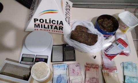PM Combate Tráfico de Drogas em Caiana