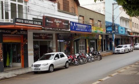 Comércio de Guaçuí passa a funcionar em dias alternados