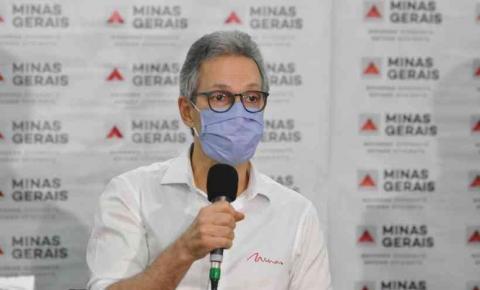 Instalar UTIs é prioridade de Zema para deter vírus no interior