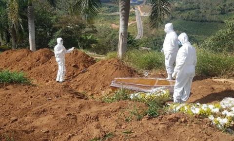 Mais duas mortes por Covid-19 são registradas em Manhuaçu