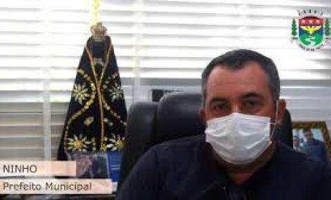 Prefeito de Dores do Rio Preto fala sobre seu estado de saúde
