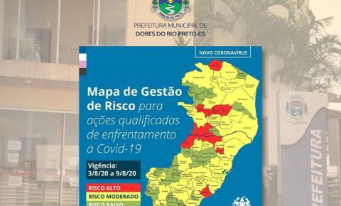 Dores do Rio Preto passa para