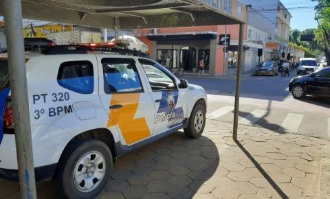 PM inicia operação para inibir crimes em Dores do Rio Preto e região