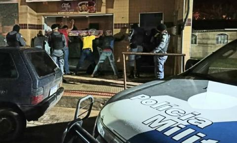 PM intensifica ações de policiamento em Pedra Menina