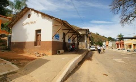 Caparaó retorna com as atividades de pulverização nas ruas do município