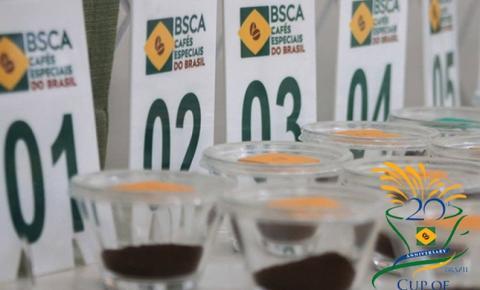 Café especial: Cup of Excellence tem nota média de 87,6 pontos na pré-seleção