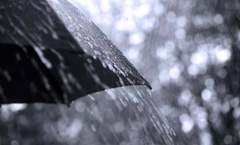 Defesa Civil de Carangola alerta sobre possibilidade de chuvas intensas nas próximas 24hs