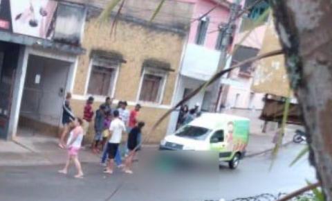Vendedor de polpa de frutas é morto durante assalto em Guaçuí