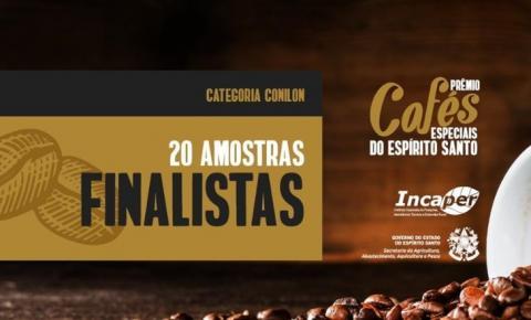 Prêmio Cafés Especiais do ES: 6 das 20 amostras de cafés conilon selecionadas são do Caparaó
