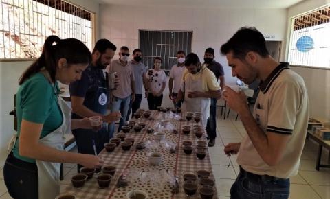 Produtores da região vencem concurso de qualidade dos cafés das Matas de Minas
