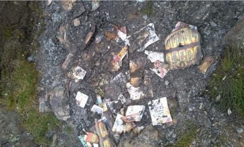 Pastor que queimou pedidos de fiéis no Pico da Bandeira é multado em R$ 61 mil