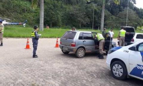 Polícias do ES, RJ e MG combate ações criminosas nas divisas dos estados