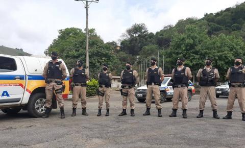 PM realiza operação Pandilha na região