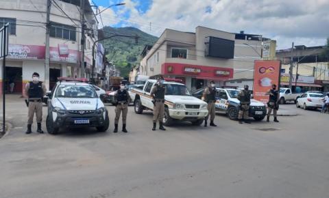 Polícia Militar dá início à OPERAÇÃO NATALINA em Espera Feliz e região