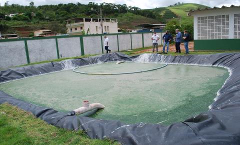 Prefeitura de Dores marca prazo para o laticínio retirar depósitos de resíduos
