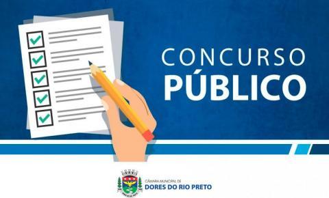 Câmara de Dores do Rio Preto abre concurso para Técnico e Procurador