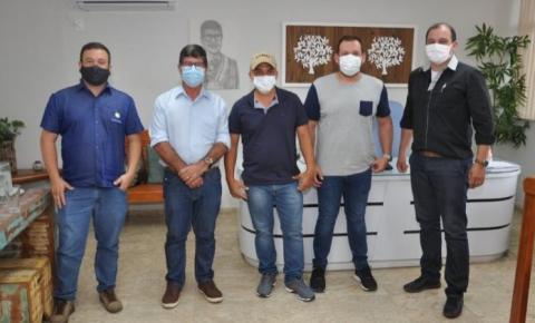 Após reunião com prefeito, Net DRP anuncia abertura de filial em Guaçuí
