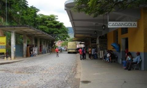 PM prende homem e apreende menores por tráfico no terminal rodoviário de Carangola