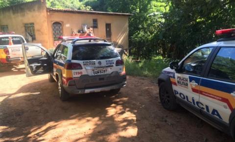 Casal é preso por tráfico em Carangola durante